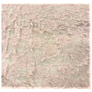 Blush Lace Runner