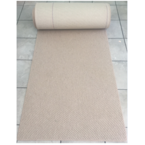 Cream Carpet Runner