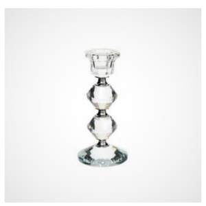 Crystal Candlestick Short