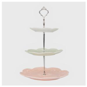Pastel Cupcake Stand