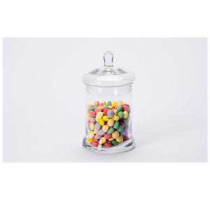Round Cylinder Candy Jar