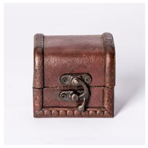 Small Rustic Ring Box