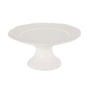 White Vintage Cake Stand