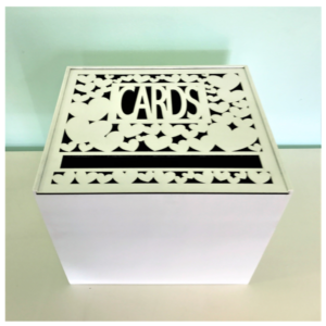 White Cards Box