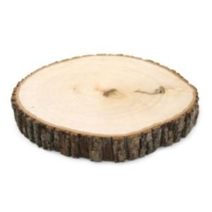Wooden Slice Large